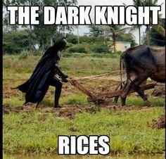 Batman rices