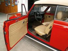 A Ireland customer are visiting Portugal and bring us his karmann to work on details