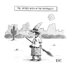 The Wicked Witch of the Southwest