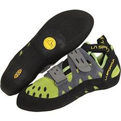 La Sportiva Tarantulace Women's Climbing Shoes Shoe KIWI GREY Mens 43 ** Details can be found by clicking on the image. (This is an affiliate link) Rock Climbing Shoes, Outdoor Woman, Hiking Shoes, Adidas Sneakers, Bike, Image Link, Leather, Skin Care, Watch