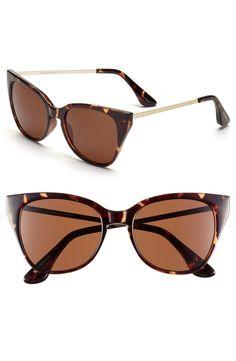 05e64e3f767 Isaac Mizrahi New York 51mm Retro Sunglasses Cheap Ray Ban Sunglasses