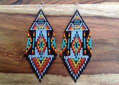 beautiful summer rising earrings