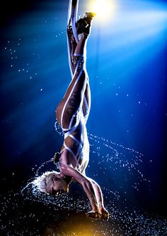 Pink's aerial performance at the 2010 Grammy Awards #pink #preformance