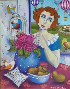 Une Autre Femme des Oiseaux...