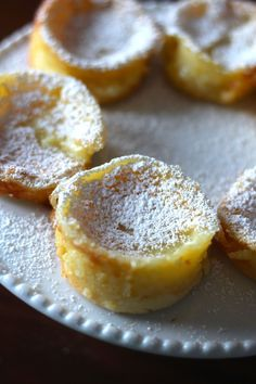 As Minhas Receitas: Queijadinhas de Limão