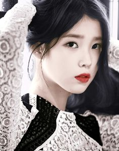 IU 아이유 for Marie Claire December 2015 Issue