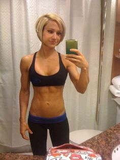 Jamie Eason...she's gotta be my fav women's bodybuilder