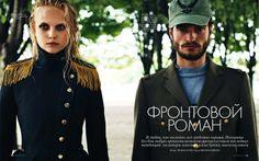 visual optimism; daily fashion fix.: anne-sophie monrad by thomas nutzl for elle russia september 2012