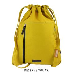 Sport Bag Mustard Designed in Chicago. Made in India. This sports bag is designed for use inside and outside the gym. Meticulously hand-crafted by a crafter you know. Leather Ankle Boots, Leather Bag, Tote Bags, Eco Friendly Backpacks, Pink Luggage, Pouch, Wallet, Low Heels, Drawstring Backpack