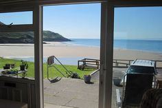 Check out this awesome listing on Airbnb: Beach-side studio with sea views in Bishopston
