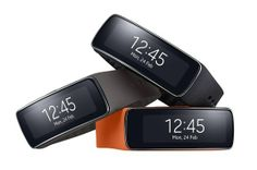 Samsung launches Gear Fit health tracker with smartwatch-like notifications