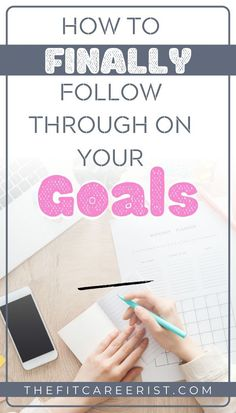 here are so many people who just don't follow with goals because they don't know how. It comes down to a lack of self-dicipline. But how do you change and learn actually HOW to follow through with what you say you're going to do? Here are 7 tips for building up your follow-through skills so you can achieve more and become your best self. #personaldevelopment #bestself #selfdicipline #motivation Long Term Goals, Personal Development Books, Goal Planning, Motivation Goals, Self Discipline, Success Mindset, Achieve Your Goals, Successful Women, Do It Right