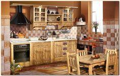 Сделать кухонный гарнитур на даче своими руками