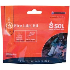 AMK SOL Fire Lite Kit *** Find out more about the great product at the image link.