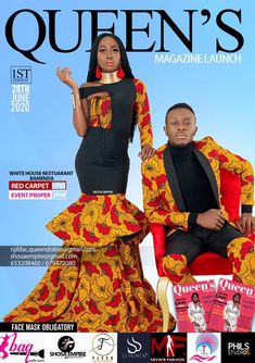 Queen's Magazine brings a worldwide Fashion, and lifestyle magazine of English  origin that focuses on fashion, beauty, health and entertainment. It was founded in 2019 by Njilifac Queendoline popularly known as Kendal Queen and who The post QUEEN'S MAGAZINE appeared first on AFRIBABAH. Fashion Models, Fashion Beauty, Queen Love, African Fashion, Kendall, Catwalk, Tatoos, Peplum Dress, How To Find Out