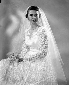 Mrs. Joseph Witt, 1954.