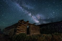 Old settlement house, Great Basin National Park. Photo by Steve Ness.