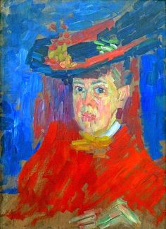 bofransson: Alexej von Jawlensky Marianne von Werefkin [1906]
