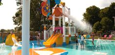 Family Holiday Fun, Waterslide, Spa at Sherkston Shores in Ontario, Canada; RV Resort, Vacation Rentals, Cottage