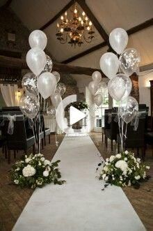 Raumdekoration Hochzeitsdeko Luftballons - - Accutane - Acne Prescription Some forms of Wedding Balloon Decorations, Church Wedding Decorations, Wedding Balloons, Our Wedding, Dream Wedding, Event Decor, Bridal Shower, Centerpieces, Wedding Planning