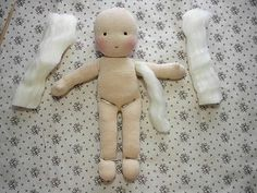Not sure why I am so obsessed with these Waldorf dolls right now...