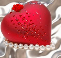 Darling my heart dances with joy when I think about you I love you I Love Heart, I Love You, My Love, Beautiful Gif, Beautiful Roses, Beautiful Hearts, Love Images, Love Pictures, Coeur Gif