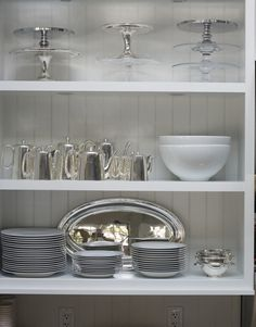 Dishware on Display
