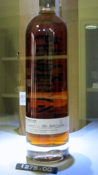 This is a product I would love, but wouldn't dare to drink because of the price! Special edition of Penderyn whisky