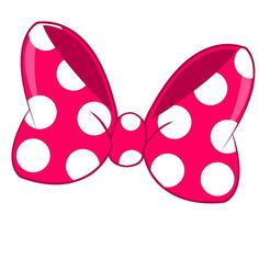 Image result for minnie pink bow template