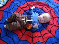 This Spiderman Knitted Blanket Pattern is not to be missed and it comes with a fabulous free tutorial. This will make the perfect present for a fan.
