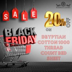 Egyptian Cotton Sheets, Blue Moon, Pillowcases, Luxury Bedding, Bed Sheets, Black Friday, Count, Homes, Explore