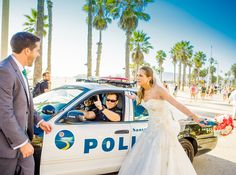 Uh oh! What's going down outside Shutters on the Beach? Santa Monica, CA. (Photo by Laura Grier) Outside Shutters, Event Venues, Wedding Venues, Poli, Beach Wedding Photos, Getting Engaged, Strike A Pose, Santa Monica, Got Married