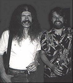 Pat with Bob Seger
