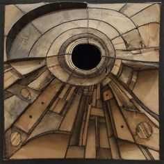 Untitled work by Lee Bontecou 1960  Art Institute of Chicago  Midwest Ms' photostream