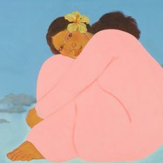 """Pegge Hopper- amazing Hawaiian artist! My favorite is """"Apricot Afternoon"""" Does anyone have it?"""