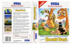 The Lucky Dime Caper featuring Donald Duck