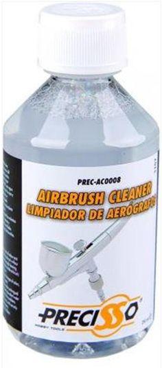 Limpiador de aerografía. Productos de pintura y barniz para tus trabajos y manualidades. https://www.factorhobby.com/pegamentos-y-pinturas.html