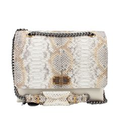 Happy Medium Python Bag | LANVIN **click for more images**