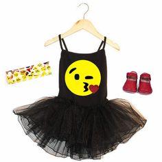 Emoji Emoji Birthday Outfit Emoji Birthday by TheCutestCottons