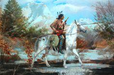 Jim Carson Winter Warrior kK