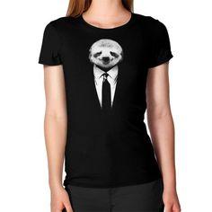 Sloth Suit Women's T-Shirt