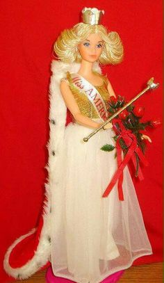 Miss America Barbie