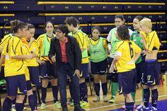 TIEMPO DE DEPORTE: Hablan los entrenadores tras el Preconte-Eixample