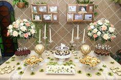 6 Decoração de festa de noivado romantica blog de noivas e casamento