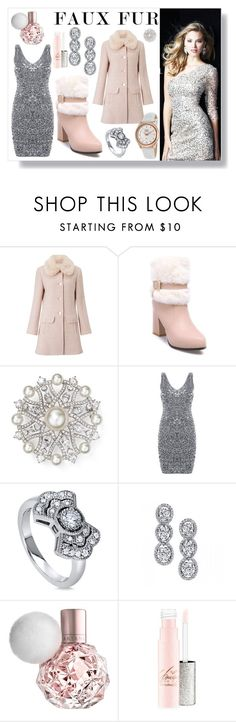 """""""Faux Fur reloaded"""" by majalina123 on Polyvore featuring Mode, Miss Selfridge, Nadri, BERRICLE, Harry Kotlar und Rotary"""