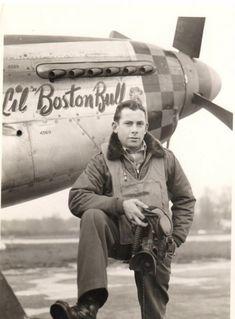 Swedish Vikings, Leather Flight Jacket, My War, P51 Mustang, Ww2 Planes, Fighter Pilot, Medical History, United States Army, Korean War