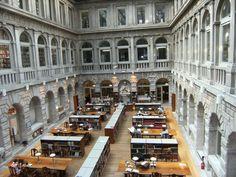 Marciana Library, Venice, Italy