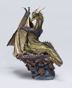 McFarlane Dragons Eternal Dragon Clan 3 figure