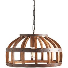 Brentwood Dome Pendant Light ($129) ❤ liked on Polyvore featuring home, lighting, ceiling lights, round lamp, chain lights, square pendant light, handmade lamps and chain pendant light