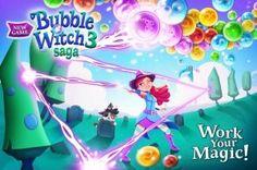 komix squad: Bubble Witch 3 Saga Hack User-friendly interface a...